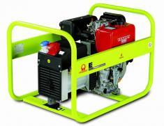 дизельный генератор E 6000 TYHDI