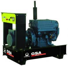 дизельный генератор GSA 42 DFCB