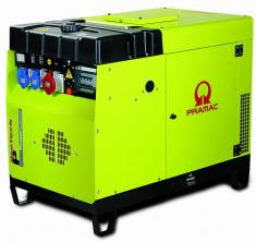 дизельный генератор P 9000 SREDI
