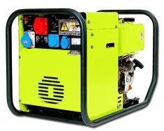 дизельный генератор S 6500 SYEDI