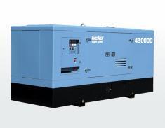 дизельная электростанция 430000 ED-S/DEDA S