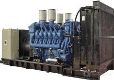 дизельная электростанция GPW 980M