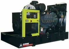 дизельная электростанция GSW 450 WMDB